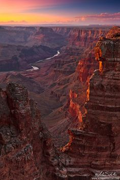 The Colorado River viewed from the rim of Grand Canyon National Park. Can't wait to see the Grand Canyon! Vacation Ideas, Belle Image Nature, Beautiful World, Beautiful Places, Places To Travel, Places To Go, Voyager Loin, Colorado River, Canyon Colorado