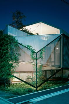 ORIGAMI ARCHITECTURE by FT Architects | THE ICONIST #tokyo #japan #origami #architecture #design #geometry