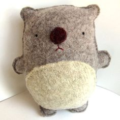 softie bear!