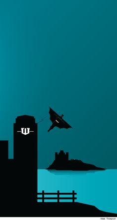 Adam Thompson Tours The DC Universe With The JLA On A Minimalist Poster Series [Art] - ComicsAlliance | Comic book culture, news, humor, commentary, and reviews