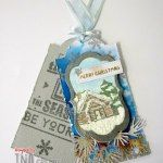 Stamping with Loll: Twelve Tags of Christmas - Day Eleven 25 Days Of Christmas, Christmas Gift Box, Christmas Cards, Merry Christmas, Christmas Ornaments, Clear Stickers, Paper Crafts, Diy Crafts, Digital Stamps