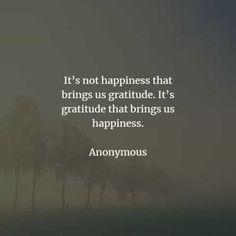 83 Gratitude quotes that'll inspire you become appreciative