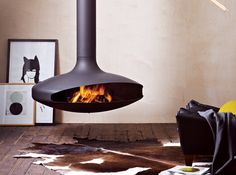 Modern Fireplaces Melbourne | Modern designer fireplaces, stoves & accessories