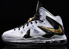 Nike LeBron 10 P.S. Elite Home (Releasing Today)   KicksOnFire