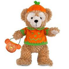 Duffy the Disney Bear Halloween Plush Toy - 9''   Plush   Disney Store