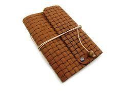 DIN A6 - Tagebuch Grid A6 - ein Designerstück von tagebuch-max bei DaWanda