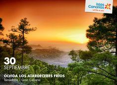 Busca un futuro cálido ;-)   #IslasCanarias365