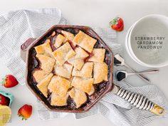 Strawberry Cardamom Pandowdy Recipe — Fix Feast Flair