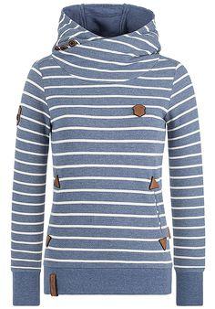 Naketano Blauer Sack & 9 Mm - Kapuzenpullover für Damen - Blau Jetzt bestellen unter: https://mode.ladendirekt.de/damen/bekleidung/pullover/kapuzenpullover/?uid=879c9f28-a49d-5fff-9cc7-35269eb20e6d&utm_source=pinterest&utm_medium=pin&utm_campaign=boards #pullover #bekleidung #kapuzenpullover Bild Quelle: planet-sports.de