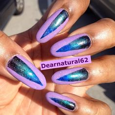 Dearnatural62 Nails on Youtube