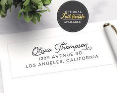 Custom Return Address Labels, Return Address Stickers, Wedding Invitation Envelopes, Shower Invitations, Digital Invitations, Kids Party Themes, Save The Date Cards, Wedding Tips, Diy Wedding