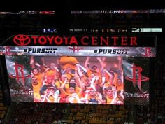Rockets vs Clippers Game 5:  Rockets Legends Pre Game
