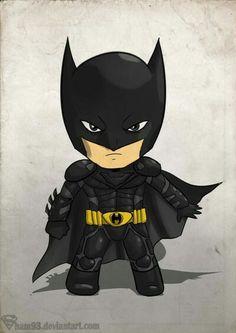 The entire Batman series is just the revenge fantasy of a little boy dying in an alleyway - Frankie Boyle, 2014 Batman Art, Batman And Superman, Chibi Marvel, Marvel Comics, Batgirl, Catwoman, Cartoon Sketches, Batman Cartoon Drawing, Superhero Cartoon