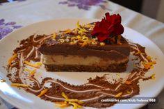 Uživajte u ovoj osvježavajućoj sirovoj torti od naranči.Ako vam se sviđa sve moje recepte može pratiti na facebook stranici: zdravoislasno te na mom blogu: zdravoislasno.blogspot.com