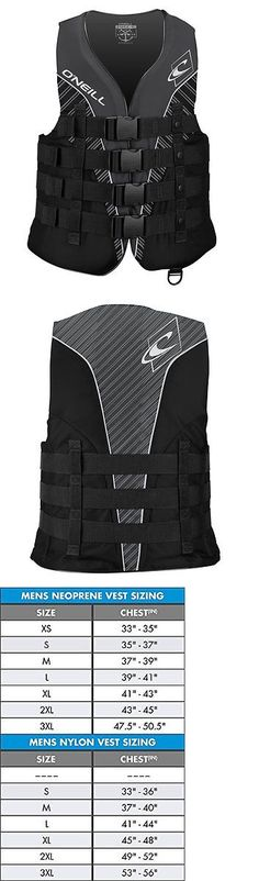 Life Jackets and Preservers 15262: Oneill Wetsuits Wake Waterski Mens Superlite Uscg Life Vest, X-Large -> BUY IT NOW ONLY: $49.69 on eBay!