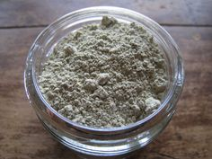 Herbal Healing Clay (excellent for pimples, wounds and rashes)