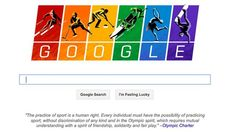 Google in regards to sochi's gay-ban during the olympics