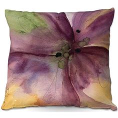 DiaNoche Designs illuminated wall art and other accent pieces can transform your residence into a fashion-forward, stylish home. Illumination Art, Cotton Pillow, Throw Pillow Sets, Outdoor Throw Pillows, Pansies, Decorative Pillows, Bedroom Ideas, Bed Sofa, Tropical Decor