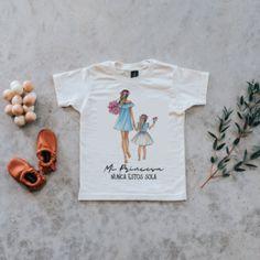 Mi Princesa nunca estos sola - Spanish My Princess Daughter – The Purple Pineapple Co My Princess, Shirts For Girls, Kids Shirts, Pineapple Co, Cute Designs, Shirt Shop, Spanish, Daughter, Purple