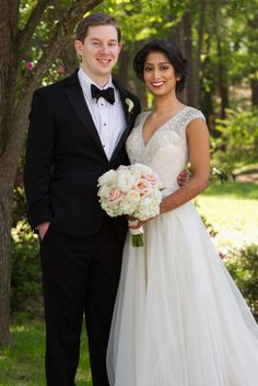 """We are thrilled to announce our newest cover bride for """"Premier Wedding Mississippi"""" is the stunning Sai Sruthi Veerisetty. Our magazine will be out in locations across Mississippi very soon, but let's get to know more about our featured cover bride!  Sai Sruthi Veerisetty wed Wilson Thomas Hannah in a beautiful spring wedding ceremony on April 9, 2016, at the home of the bride in Madison, Mississippi, with a reception to follow at the Country Club of Jackson."""