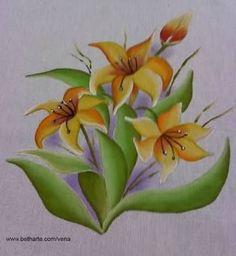 Imágenes de imagen imagen de muro XXL-flores orquídea-arte fino lienzo de tela-DEKO