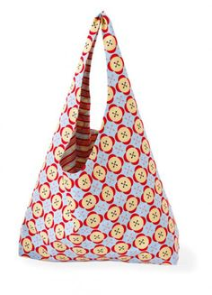 Free Bag Patterns ~ Reversible Purse