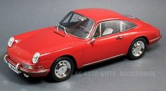 "1964 Porsche 911 In Red 1:12 Scale Resin Model Car by TrueScale 141201. Very detailed both inside and out. Resin, no openings. Limited Edition of 300 pieces worldwide. 13"" long."