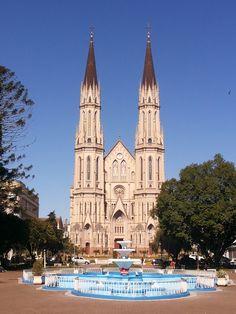 Catedral São João Batista - Prefeitura de Santa Cruz do Sul