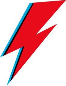 https://i.pinimg.com/236x/22/a3/04/22a304e4332f33be2fc9ecbdf76ed0ab--tatoo.jpg David Bowie Lightning Bolt Vector