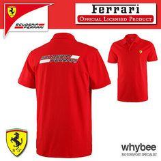 #Sale! #ferrari formula 1 team f1 mens red #scuderia #ferrari polo shirt - new!,  View more on the LINK: http://www.zeppy.io/product/gb/2/151659995011/