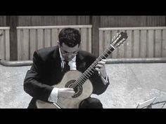 Leo Brouwer: Preludios epigramáticos (1ª parte) (Javier Riba, guitarra)