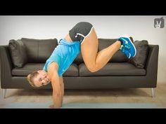 Fitness Full HIIT Workout: Vollgas für deine Fitness! - YouTube