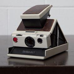 Polaroid SX-70 Lea Land Camera