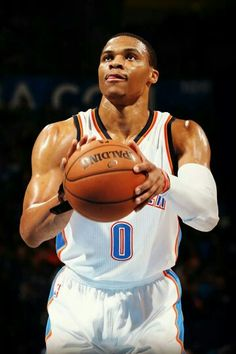 Russell Westbrook. 28 pts . Thunder vs. Bucks. #Thunder up