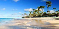 January, come fast! Dominican Republic.
