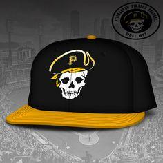 pittsburgh pirates hat #mlb #newera #pittsburgh #pirates