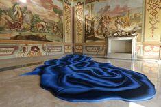 daniele papuli, paper art, italian artist, milan design expo, 2015 milan design expo, paper sculptures, handmade paper art