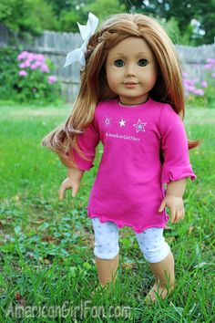 3ac821ba3 American Girl Doll Mia She is the 2008 Girl of the year.