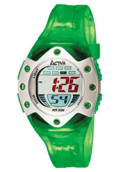 Price:$11.99 #watches Activa AD013-005, Comfortable, simple and just the features you need. Spend more time on your pace and less time keeping track of it with this Activa watch.