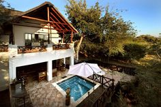 The best place to go and relax is Eden Safari Country House South Afrika, Take A Break, Outdoor Furniture, Outdoor Decor, The Good Place, Safari, Places To Go, Bridge, Relax