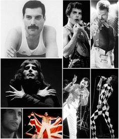 Freddie Mercury by nerdyRN