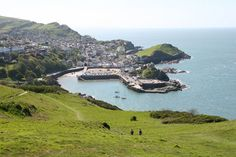 Ilfracombe. My old seaside town
