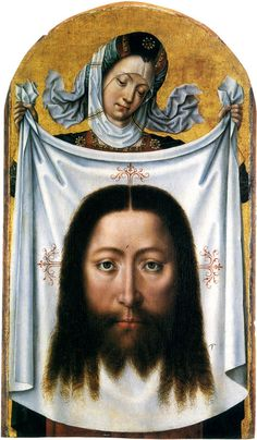 It's About Time: Saint Veronica paintings