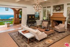 La Villa Contenta offers the most prime Malibu location with approx. 6.5 acres of exquisitely landscaped gardens overlooking unobstructed views of the Pacific Ocean. Visit http://malibuliving.org/idx/mls-15961133-26880_pacific_coast_highway_malibu_ca_90265 for more details.