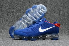 ad9be9c4c6f368 Wholesale Cheap Nike Air Max 2018 Royal Blue White Sneakers Shoes are on  promotion now