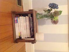 Crate magazine storage