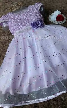 Vestido da Princesinha Sofia Luxo