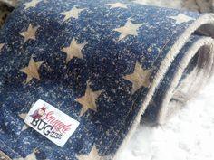Custom Handmade Minky Baby Blankets - July 4th Patriotic Stars and Stripes Blankets are Ready To Ship!  www.SnuggleBugZZZ.etsy.com