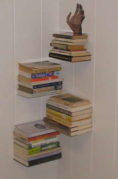 Invisible Book Shelf Awesome Ideas