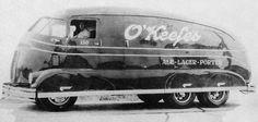 1930s GMC O'Keefe beer truck